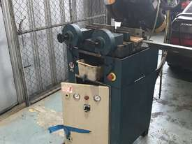 Brobo 350 Cold Saw with Dual Air Vice Clamping SA350D - picture0' - Click to enlarge