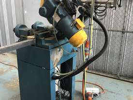 Brobo 350 Cold Saw with Dual Air Vice Clamping SA350D - picture1' - Click to enlarge