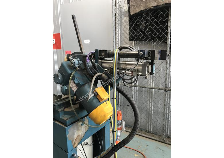 Brobo 350 Cold Saw with Dual Air Vice Clamping SA350D