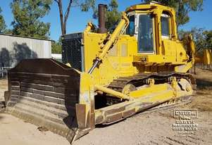 Komatsu D155A-2, new tracks, newly rebuilt engine.  MS532