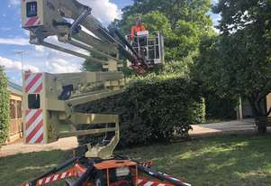 JLG 19 metre crawler boom lift LOW HOURS