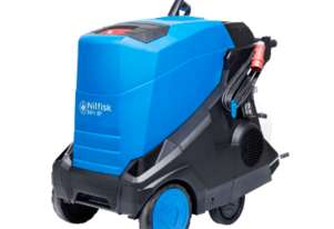NILFISK MH8P 180/2000FA LARGE MOBILE HOT WATER PRESSURE CLEANER