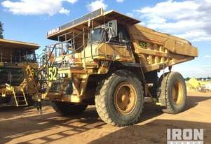 Cat 777B Off-Road End Dump Truck