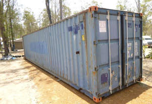 Unknown Unknown Standard Steel Shipping Container