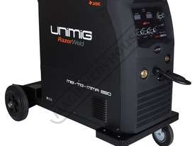 COMPACT 250K INVERTER Multi-Function Welder-MIG-TIG-MMA Package Deal 10-250 Amps, #KUMJR250K-SG Incl - picture2' - Click to enlarge