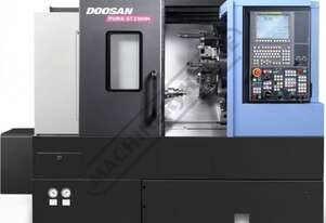 PUMA GT2100M C Axis CNC Turning Centre