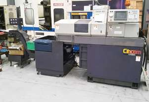 used cnc bar feed  lathe