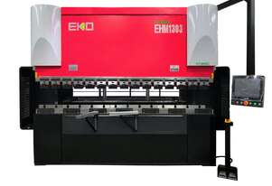 EKO EHM1303 130 Ton 3000 mm Full Servo Compact Electric Press Brake - Quick Clamping, Laser Guard