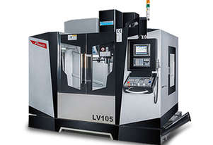 Pinnacle - Vertical Machining Center - Linear Guide ways                                  LV85/LV105