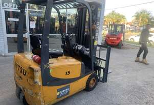 Brilliant Electric Hytsu Forklift For Sale