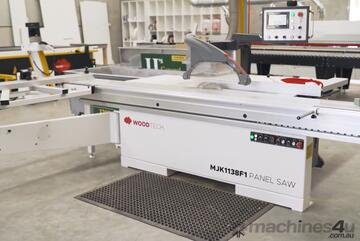 Wood Tech MJK1138F1 Panel Saw 3800 with Auto Rip Fence