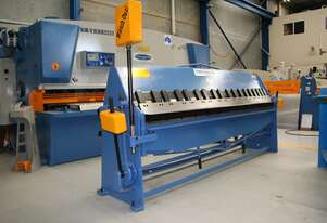Limited Stock 2500mm Manual Panbrake Folder Industrial Build Quality