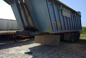 Mining Trailer for urgent sale