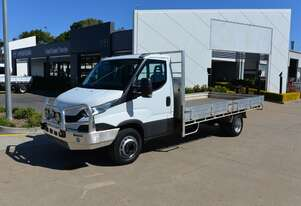 2017 IVECO DAILY 70-210 - Tray Truck - Tray Top Drop Sides