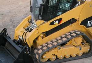 Caterpillar 259D Posi Track For Hire