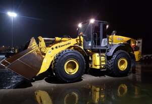 KAWASAKI 90Z7 WHEEL LOADER for Hire