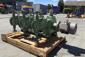 Nikkiso High Precision Injection-Type Metering Pump