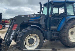 New Holland TS115 FWA/4WD Tractor