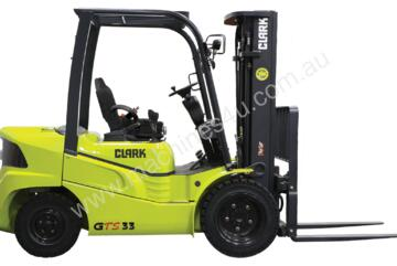 Container Access 3.3t Diesel CLARK Forklift