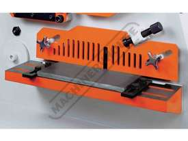 IW-165SDH Hydraulic Punch & Shear 165 Tonne, Dual Independent Operation Includes Hydraulic Plate Cla - picture6' - Click to enlarge