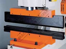 IW-165SDH Hydraulic Punch & Shear 165 Tonne, Dual Independent Operation Includes Hydraulic Plate Cla - picture20' - Click to enlarge