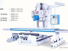 Kiheung Universal Bed Mills (KMB & Point) - picture5' - Click to enlarge