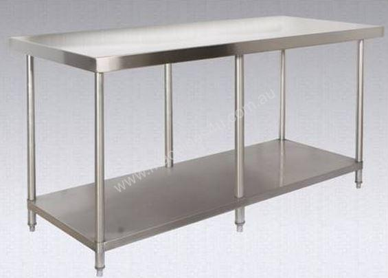 Brayco 3636 Wider Island Stainless Steel Bench (91