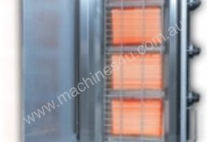 Flame Master TT-FM5 Kebab Machine - 5 Burner