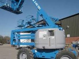 Genie Z45/25 4WD 45ft Articulating Boom Lift - picture0' - Click to enlarge