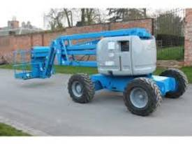 Genie Z45/25 4WD 45ft Articulating Boom Lift - picture4' - Click to enlarge