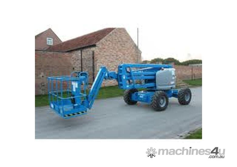 Genie Z45/25 4WD 45ft Articulating Boom Lift