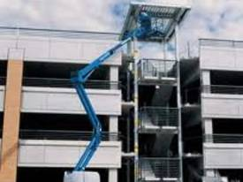 Genie Z45/25 4WD 45ft Articulating Boom Lift - picture3' - Click to enlarge