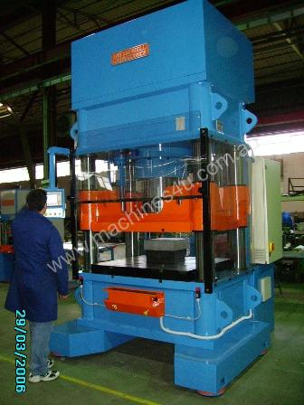 MFG 25-1000 ton Hydraulic Press