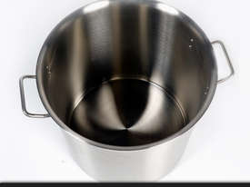 50L COMMERCIAL STAINLESS STEEL STOCK POT - picture6' - Click to enlarge
