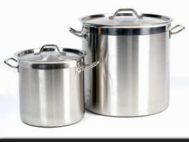 50L COMMERCIAL STAINLESS STEEL STOCK POT - picture7' - Click to enlarge