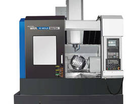 Hyundai Wia 5 Axis Machining Centres - picture0' - Click to enlarge