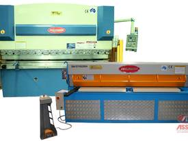 2500MM x 4MM & 2500MM x 70TON PRESSBRAKE COMBO - picture0' - Click to enlarge