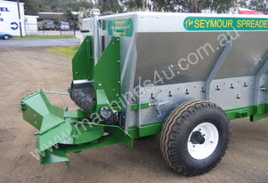 Seymour Rural Equipment 3 Cubic Metre Mulch Spreader