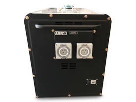 Portable Diesel Generator 6KVA 415V Silenced - picture5' - Click to enlarge