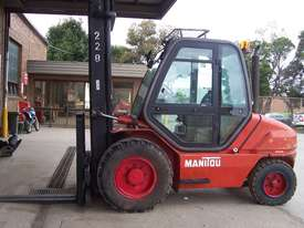 Used Manitou Counterbalance Forklift - picture1' - Click to enlarge