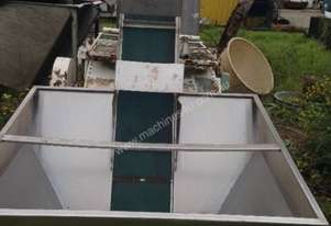 Ried Machinery ss parts elervator