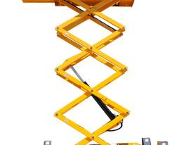 Haulotte Compact 12 DX Scissor Lift - picture0' - Click to enlarge