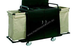 D-203 Housekeeping Linen Trolley