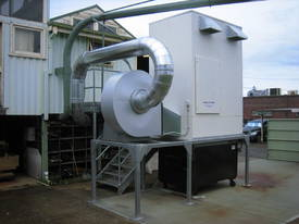 Dust Extraction Shaker Filter Unit Model S40 - picture1' - Click to enlarge