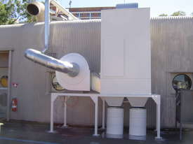 Dust Extraction Shaker Filter Unit Model S40 - picture2' - Click to enlarge