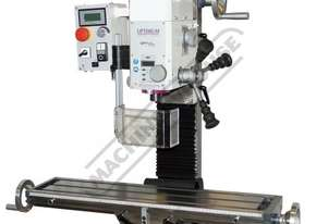 BF-20LV Opti-Mill Drill - Geared & Tilting Head (X) 480mm (Y) 175mm (Z) 280mm Electronic Variable Sp
