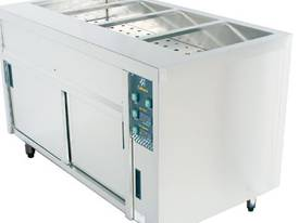 Culinaire CH.CBMH3.U Bain Marie with Hot Cupboard