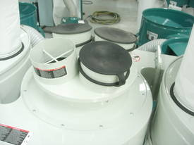 ROMAC SF 005 TWIN BAG DUST COLLECTOR - picture2' - Click to enlarge