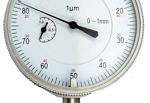 Micron Dial Gauge 0-1mm x 0.001mm - Back Lug