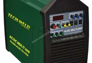 AC/DC MULTI Plasma 200 Machine-Plasma, Tig & Stick